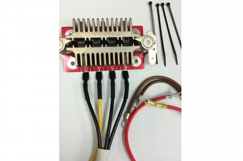 beemershop ei heavy duty diode board kit rh beemershop com Reverse Polarity Relay Wiring Diode Wiring Direction