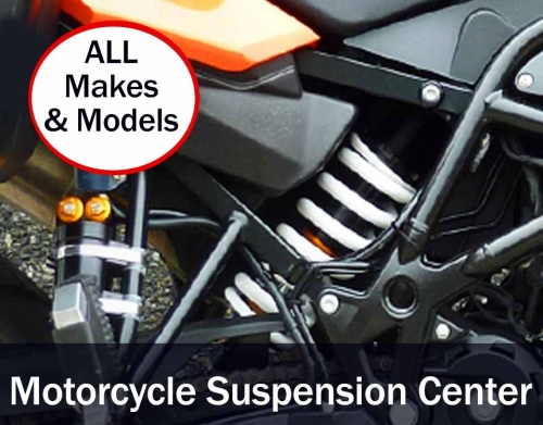 Ted Porters BeemerShop Motorcycle Suspension Specialists GS-911