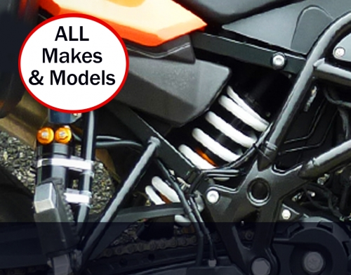 Motorcycle Suspension Specialists - All Brands | ESA Experts